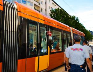 sûreté des transports publics